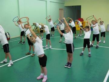 физическое совершенствование и формирование здорового образа жизни