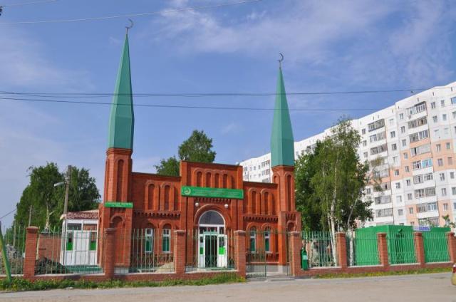 Картинки по запросу мечеть мегион